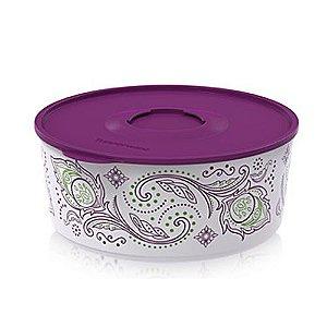 Tupperware Tigela Ilúmina 4,3 litros Púrpura