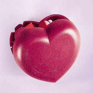 Tupperware Coração Glitter Lipstick