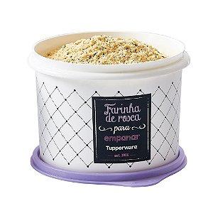 Tupperware Caixa Farinha de Rosca Bistrô 500g