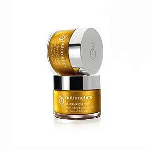 Nutrimetics Nutri-Rich Oil Manteiga Hidratante 60ml kit 2 peças