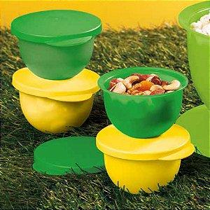 Tupperware Tigela Murano 200ml kit 4 Peças Brasil