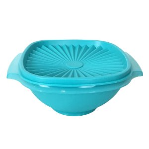 Tupperware Tigela Sensação 1 Litro Azul Turquesa