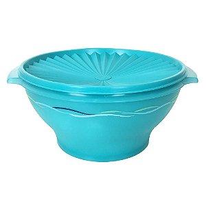Tupperware Tigela Sensação 4 Litros Azul Turmalina