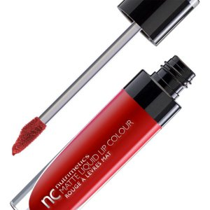 Nutrimetics Batom Líquido Matte Rich Red 6ml