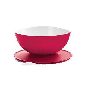 Tupperware Tigela Allegra 5 litros Vermelha