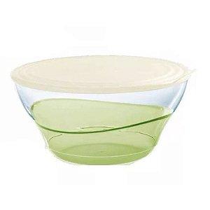 Tupperware Tigela Elegância 2,4 litros Verde