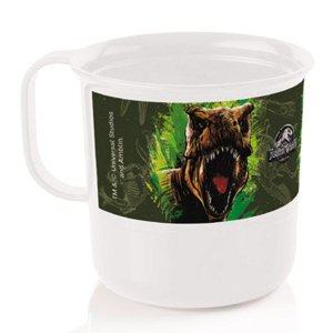 Tupperware Caneca Jurassic World 350ml
