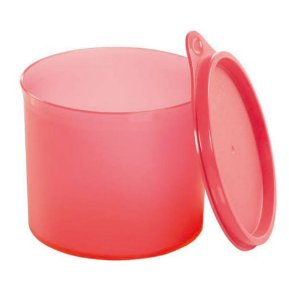 Tupperware Redondinha 500ml Guava