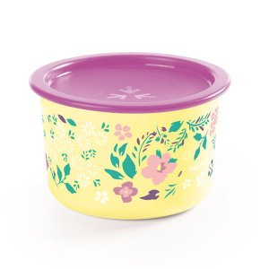 Tupperware Mini Instantânea 575ml Flores do Campo