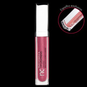 Nutrimetics Gloss Brilho Labial Pink Dusk 6,2ml