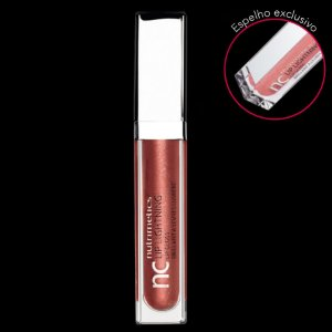 Nutrimetics Gloss Brilho Labial Amber Rose 6,2ml