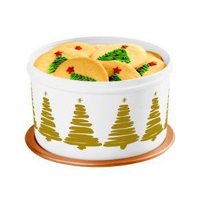 Tupperware Pote Master Natal 1,5 litro