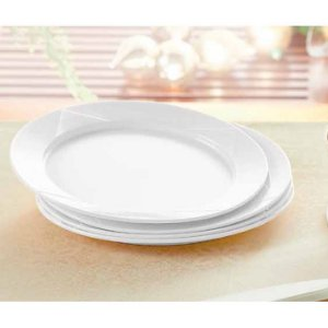 Tupperware Prato Outdoor Branco 24,7cm