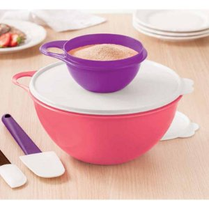 Tupperware Super Criativa 4,5 Litros Rosa