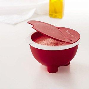 Tupperware Chef Saleiro 450ml Vermelho