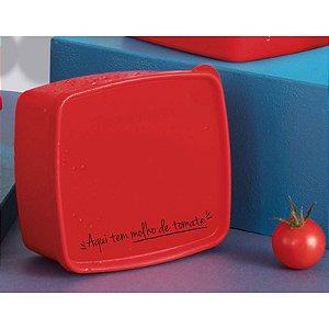 Tupperware Jeitosinho Aqui Tem Molho de Tomate 400ml