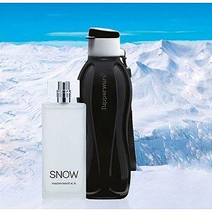 Perfume Nutrimetics Snow Deo-Colônia Feminina 100ml + Grátis Eco Tupper 500ml