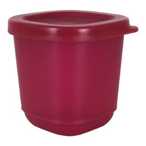 Tupperware Mini Refri Line Quadrado 110ml