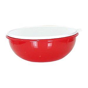 Tupperware Saladeira 6,5 Litros Vermelho