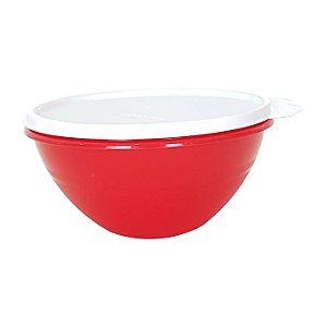 Tupperware Tigela Maravilhosa 750ml Vermelho