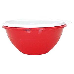 Tupperware Tigela Maravilhosa 2,6 litros Vermelho