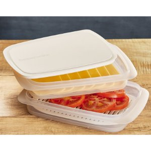 Tupperware Empilháveis Plus Porta Frios