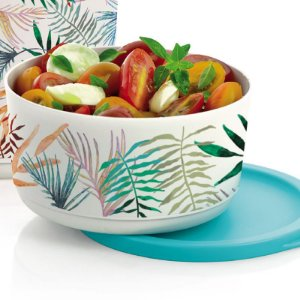Tupperware Refri Line Redondo 530ml Tropical