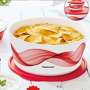 Tupperware Tigela Ilúmina Energia 4,3 litros