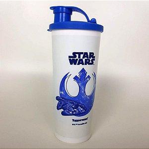 Tupperware Copo Stormtrooper Star Wars 470ml Azul