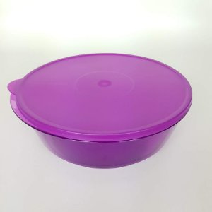 Tupperware Tigela Design Roxo Quartzo 3,5 litros