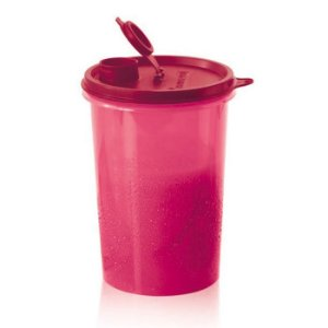 Tupperware Guarda Suco 1 Litro Cherry