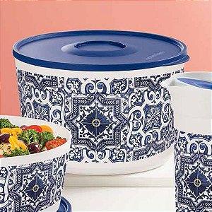 Tupperware Tigela Ilúmina Azulejos 6,6 litros