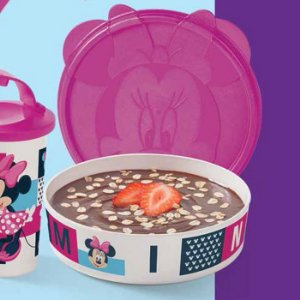 Tupperware Pratinho Minnie 500ml