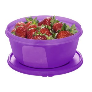 Tupperware Tigela Visual 1,5 Litros Lilás