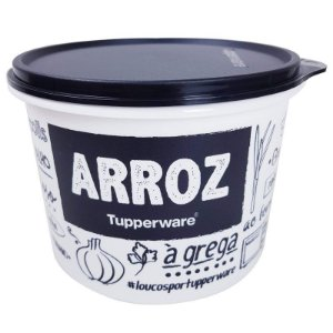 Tupperware Caixa Arroz PB 1,5kg