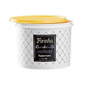 Tupperware Caixa Farinha Bistrô 3,5kg