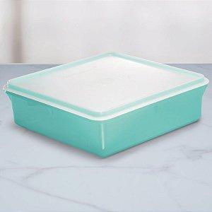 Tupperware Caixa Versátil 2,5 litros Verde Mint