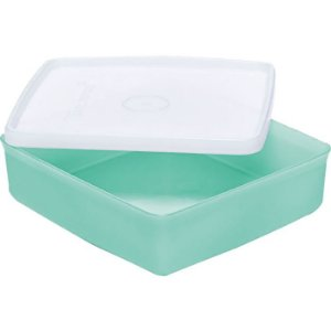 Tupperware Refri Box 400ml Verde Mint