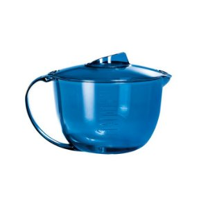 Tupperware Jarra Microplus Azul 1 litro