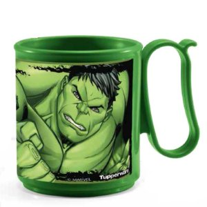 Tupperware Caneca Hulk 280ml