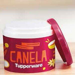 Tupperware Porta Canela em Pó de Mesa