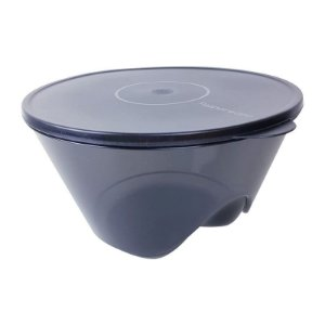 Tupperware Tigela Design 5,5 litros Preto