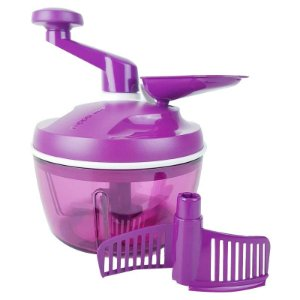Tupperware Quick Chef 1,3 litro Roxo