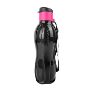 Tupperware Eco Tupper Plus Black Pink 500ml