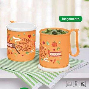 Tupperware Caneca Jumbo Sopa Kit 2 peças