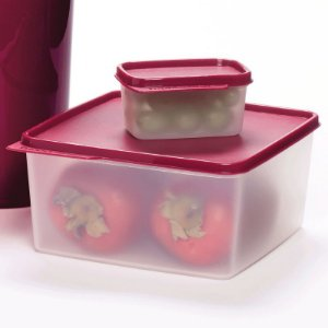 Tupperware Basic Line 2,5 litros + 160ml Tampa Marsala