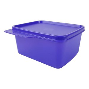 Tupperware Basic Line 500ml Roxo