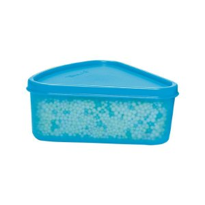 Tupperware Refri Box Triangular 250ml Azul