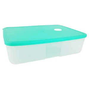 Tupperware Freezertime 3,1 Litros Verde