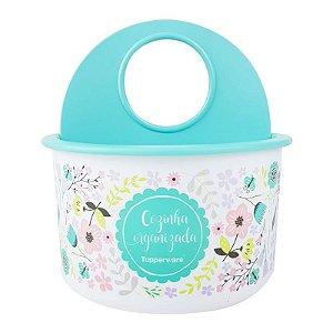Tupperware Porta Detergente Clean Flores